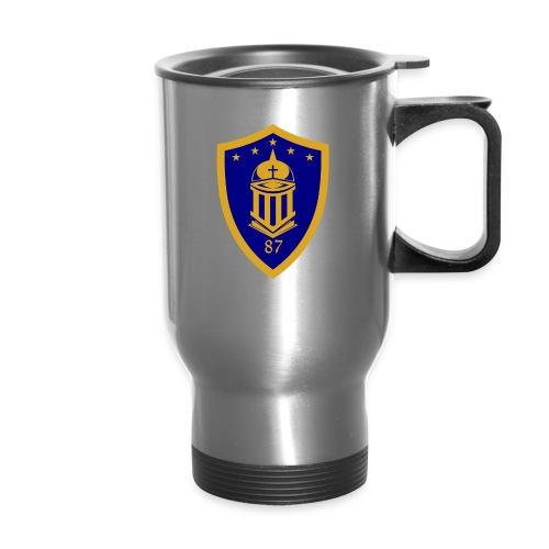 Ateneo HS Batch 87 Logo - Travel Mug
