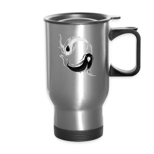 Cool fish - Travel Mug