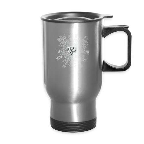 LightSong High Frequency2 - Travel Mug