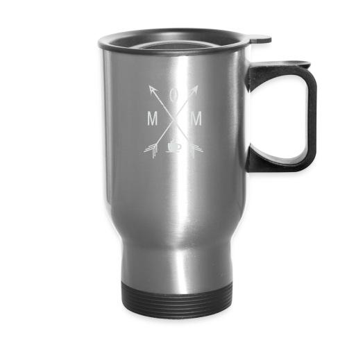 Mom Loves Coffee - Travel Mug