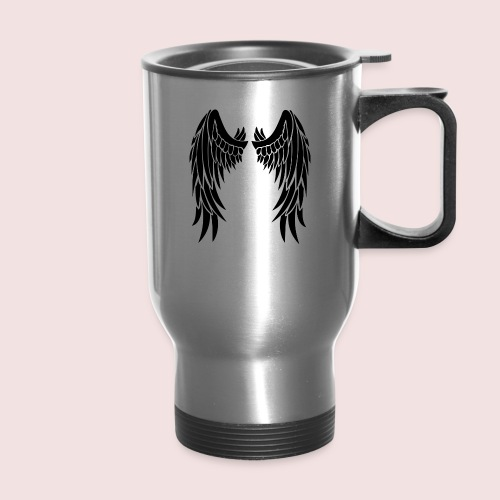 Angel wings - Travel Mug