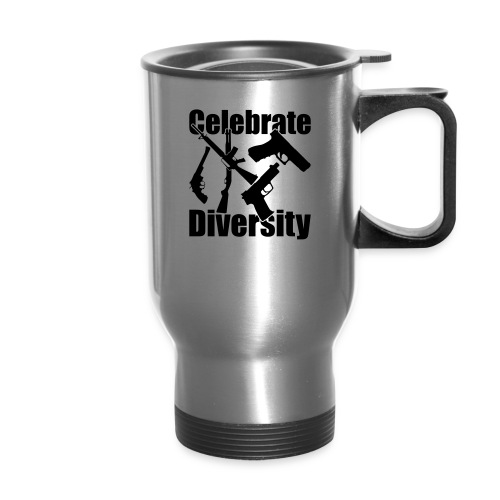 Celebrate Diversity - Travel Mug