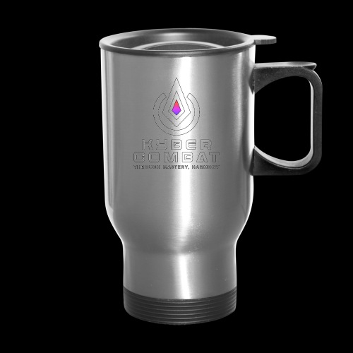 kyberlogotrans - Travel Mug