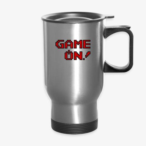 Game On.png - Travel Mug