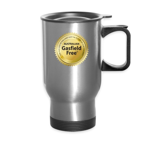 AGF Organic T Shirt - Traditional - Travel Mug
