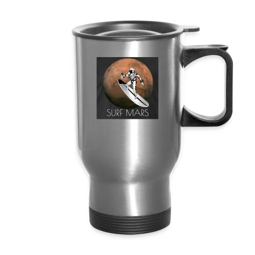 space surfer - Travel Mug
