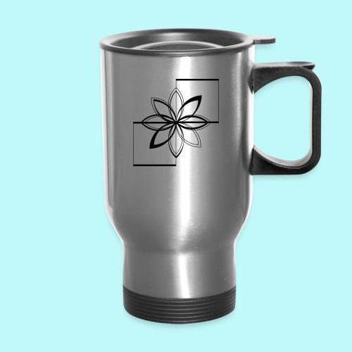 Colour Me DAIZEY Magenta - Travel Mug