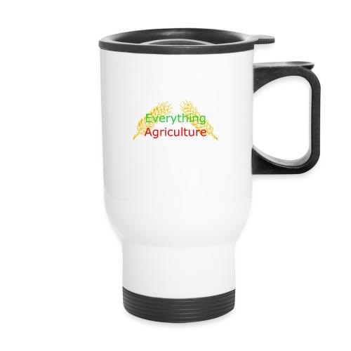 Everything Agriculture LOGO - Travel Mug