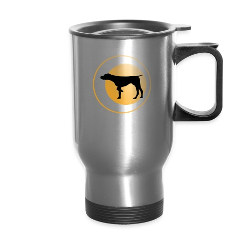 German Shorthaired Pointer - Travel Mug