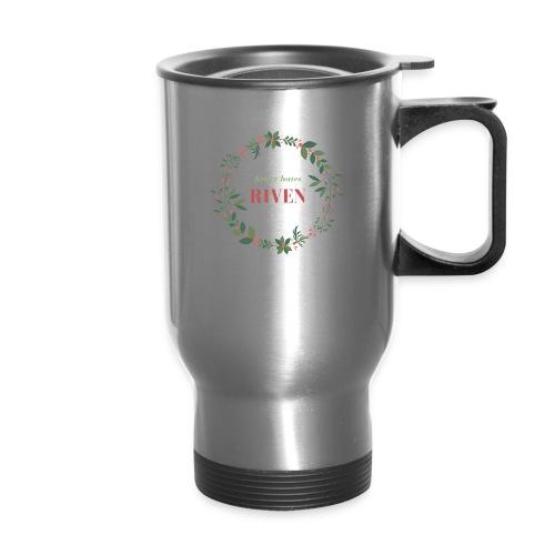 Kristy hates Riven - Travel Mug