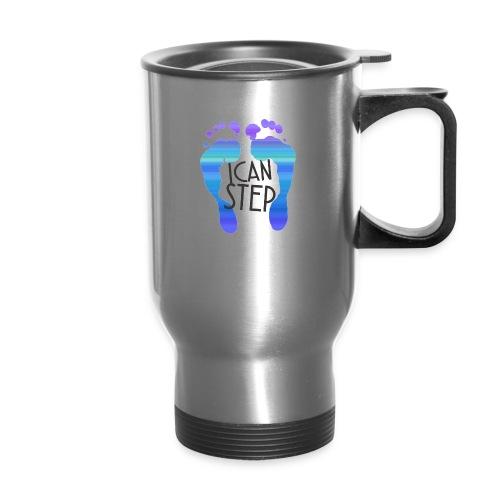 I.C.A.N.S.T.E.P. MOTTO - Travel Mug