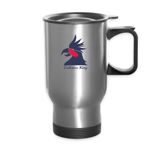 Cockatoo Logo - Travel Mug