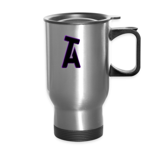 Team Amethyst LOGO ON MERCH - Travel Mug