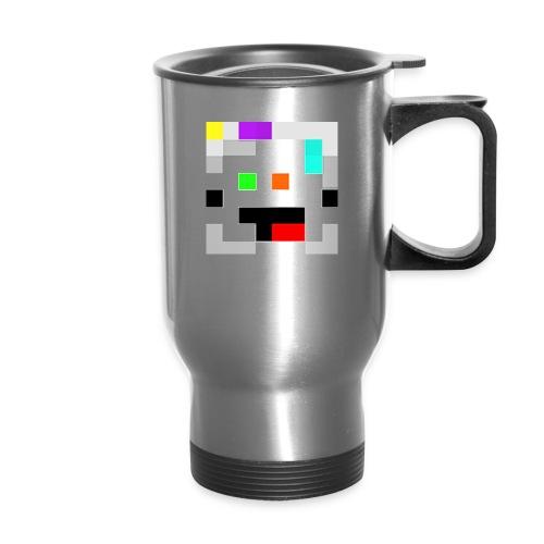 Face - Travel Mug