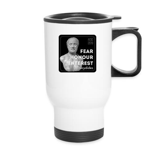 Fear, Honour, Interest - Travel Mug