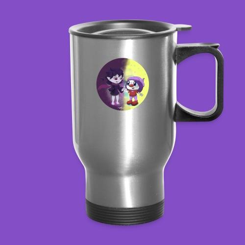 Salem and Mindy - Travel Mug