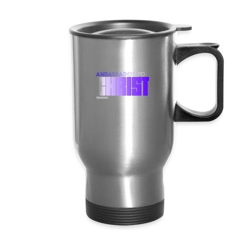 Ambassador for Christ - Travel Mug with Handle