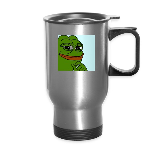 MasterWizardMerch - Travel Mug