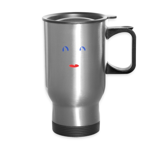 im happy - Travel Mug