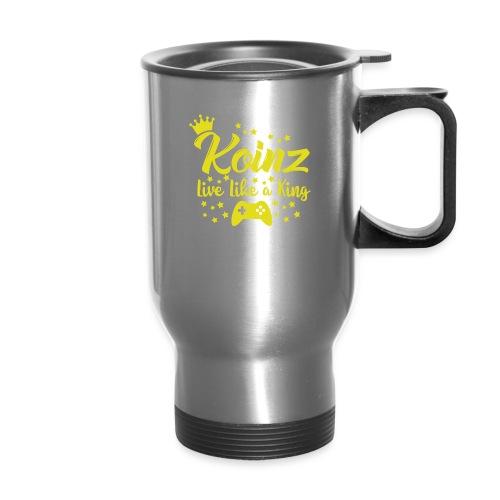 Live Like A King - Travel Mug