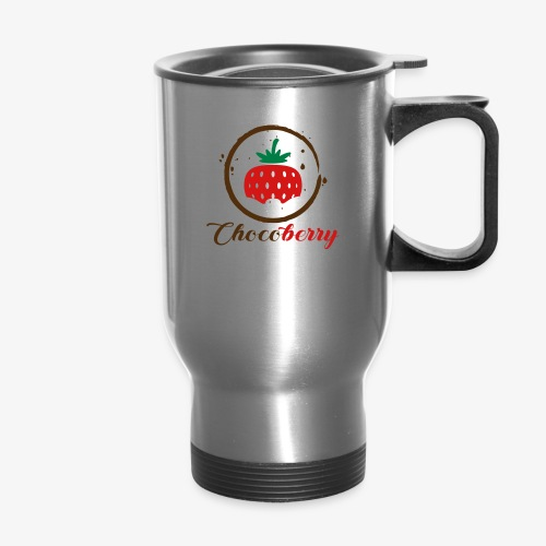 Chocoberry - Travel Mug with Handle