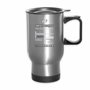 Real Madrid Design - Travel Mug