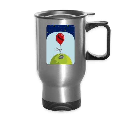 dreams balloon and society 2018 - Travel Mug