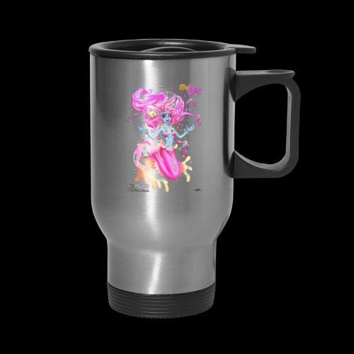Fidget Mermaid - Travel Mug