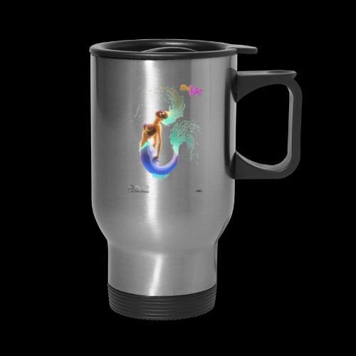 Chemi Mermaid - Travel Mug