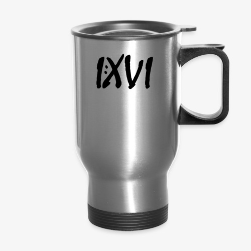 116 Black Edition - Travel Mug