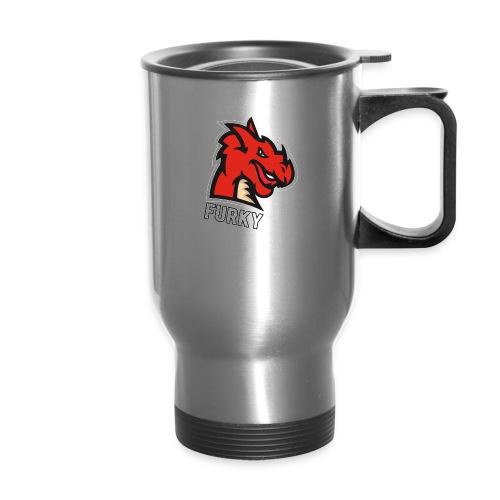 FurkyYT - Travel Mug