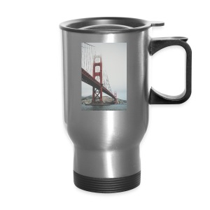 Golden Gate Bridge - Travel Mug