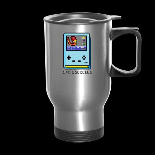 RPG Bookclub Logo - Travel Mug