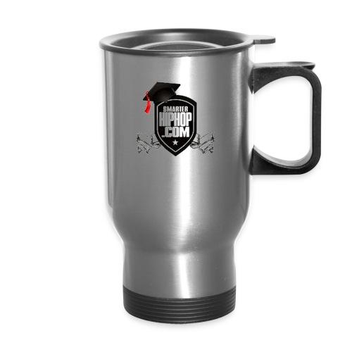 Official Smarterhiphop Merch - Travel Mug
