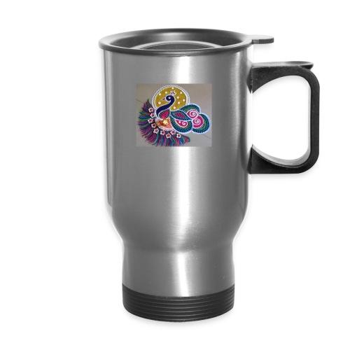 Muggu1 - Travel Mug