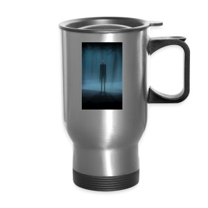 Creepy Forest Person - Travel Mug