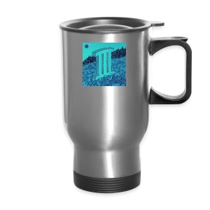 Currensy PilotTalk3 Artwork - Travel Mug