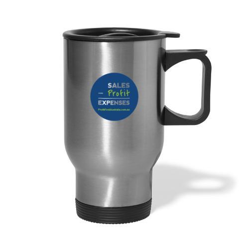 PFP Profit First Equation - Travel Mug