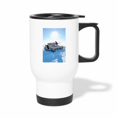 Jay Britton collection - Travel Mug