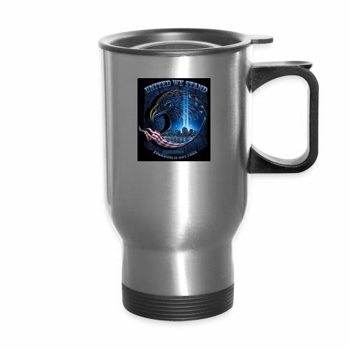 United We Stand - Travel Mug