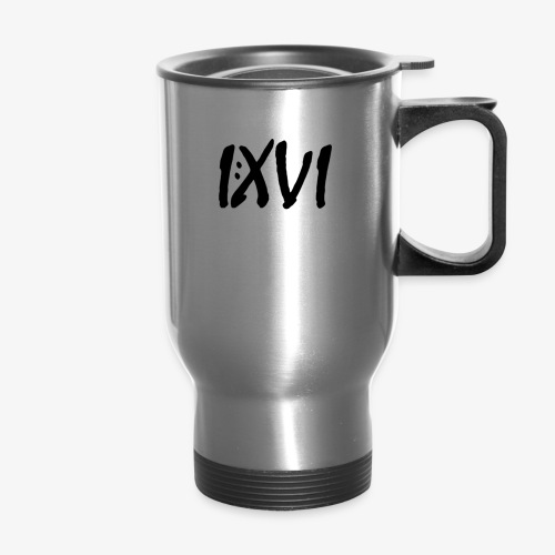 116 Black Edition - Travel Mug