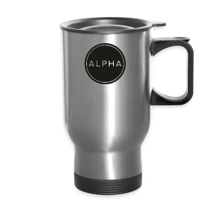 alpha team fitness - Travel Mug