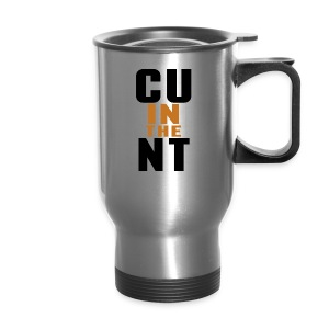 CU in the NT - Travel Mug