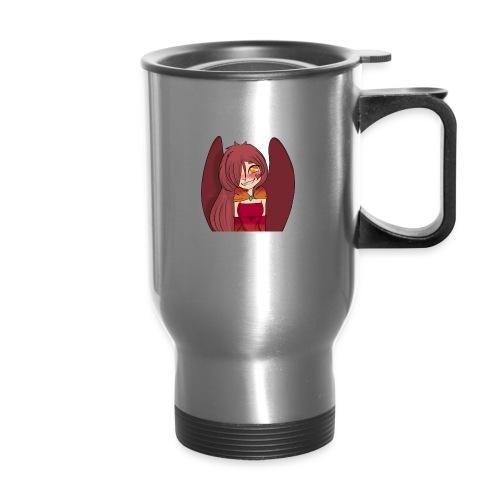 Chibi Meeka - Travel Mug with Handle