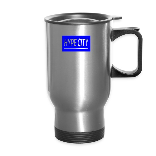 HypeCityLogo - Travel Mug