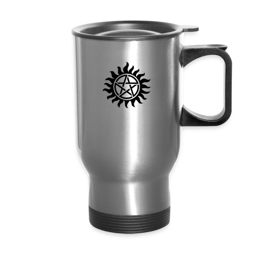 Supernatural Tattoo - Travel Mug