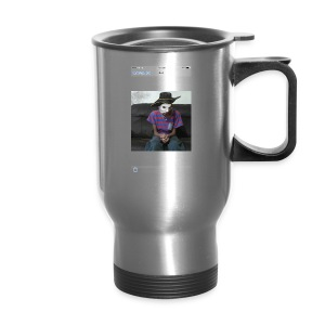 Clothes For Akif Abdoulakime - Travel Mug