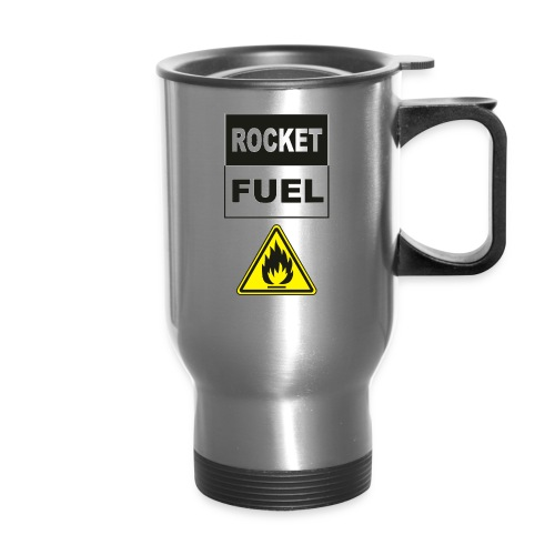 Rocket Fuel variant - Travel Mug