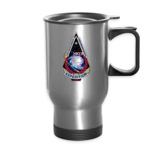 Dead Ends Circumnavigation Expedition Logo - Travel Mug