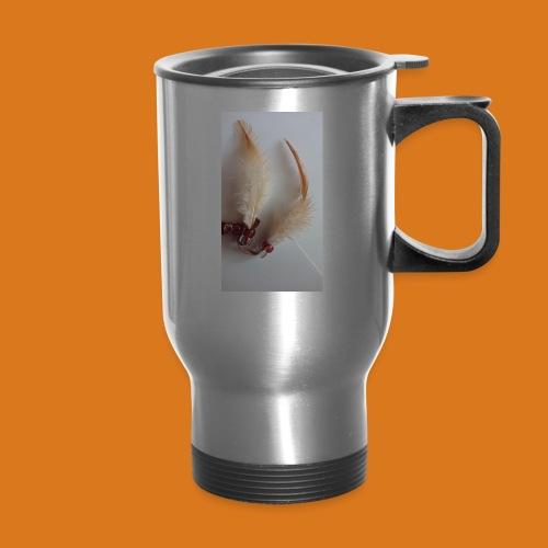 Feather - Travel Mug with Handle
